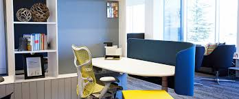 contemporary office interiors. Wonderful Interiors Contemporary Office Interiorsu0027 Calgary Showroom To Interiors I