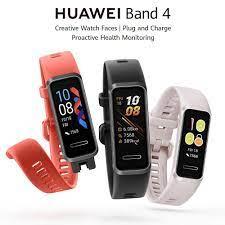 Đồng Hồ Thông Minh Huawei Band 4 Kèm Cáp Sạc Usb