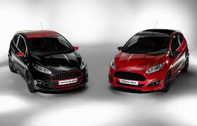 2014 Ford Fiesta Black And Red Edition Review - Top Speed