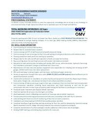 Production Operator Resume Sample Topshoppingnetwork Com