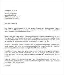Business Letter Closings List Sample Professional Letter Formats