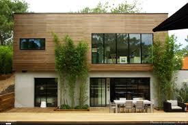 Hous Maisons Modernes En Bois Construire Une Maison Moderne Avec