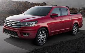 2017 Toyota Hilux Price Diesel And Release Date Car Models 2017 ...
