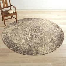 mocha round rug pier 1 imports rugs area canada