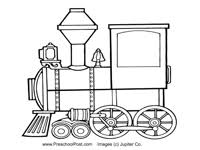 Small Picture Preschool Printables Transportation