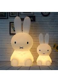 hela adorable lamps of bunny miffy decorative lamp bedroom lamp baby room lamp ypckenrro