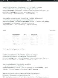 Best Grade Reading Worksheets Ideas On First Practice At Worksheet 5 ...