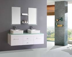 Metal Bathroom Wall Cabinet Bathroom Wall Cabinets White Stained Wooden Legs Cream Granite