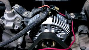 alternator fuse link repaired my way