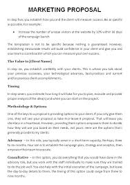 Real Estate Marketing Plan New Marketing Plan Template Business Example Word Doc Sample Real Estate