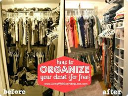 Great How To Organize Clothes Organizing Clothes Closet Organize Bedroom  Organization And Organize Clothes Without Closet Or Dresser