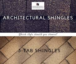 3 Tab Vs Architectural Shingles Why Should You Upgrade Mimms