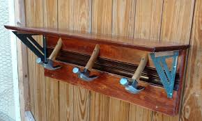 Coat Hat Racks Buy A Handmade Hammer CoatHat Rack Made To Order From Shoup 100