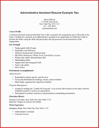 administrative assistant resume template microsoft word inside administrative  assistant resume summary 3697