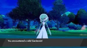 Pokemon Sword and Shield Gardevoir Locations, How to Catch and Evolve