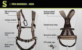 5 Best Hunting Safety Harness Reviews 2019 Ultimate Guide
