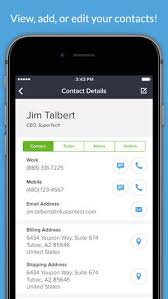 Infusionsoft Mobile On The App Store