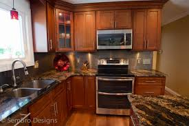 cherry shaker kitchen cabinets. The Cherry Shaker Kitchen Within Cabinets Columbus Ohio Designs