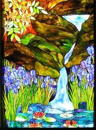 Stained Glass Flower Patterns Classy Flowers Butterflies Dragonflies Sailboats Stained Glass Windows