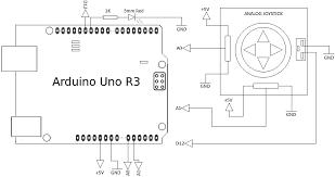 analog joystick wiring diagram wiring diagram for you • arduino joystick experiment tutorial 10 rh electroschematics com fisher plow minute mount 2 wiring diagram fisher