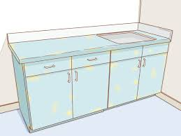 3 Ways To Paint Kitchen Cupboards Wikihow