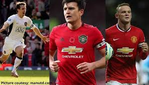 For the past 10 years or so, everything has been in front of the. From Gary Neville To Wayne Rooney Man Utd S English Captains Before Harry Maguire
