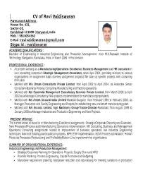 Mechanical Engineer Resume Sample Mechanical Engineering Resume For