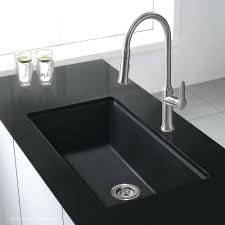 composite kitchen sink sinks reviews white undermount cleaning