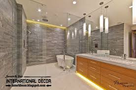 bathroom lighting modern. Led Lights For Bathroom Great Home Security Concept Or Other Bathroom Lighting Modern N