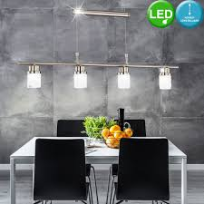 Modern Led Hanging Lamp In The Simple Design