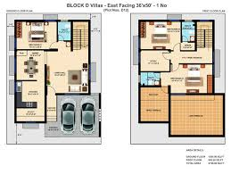 40 x 50 house plans east facing 1 cozy design duplex for plots