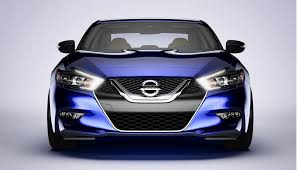 new car releases 2016 usa2016 Nissan Maxima summer release date and price