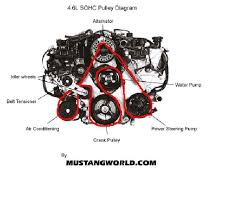 need belt diagram ford mustang forum 95 Mustang Gt Fuse Box Diagram need belt diagram untitled jpg 1995 mustang gt fuse box diagram