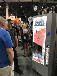 Smoothie Vending Machine Custom Nice Vend Ltd Pacts With Weider On Frozen Protein Shakes Opens