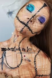 madeulook original voodoo doll makeup tutorial you