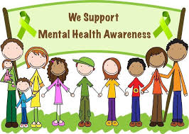 we support mental health awareness - Clip Art Library