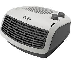 fan heater. de\u0027longhi 3kw flat fan heater