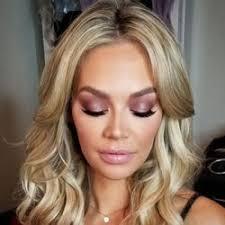 photo of rachel renna makeup artist toronto on canada event makeup