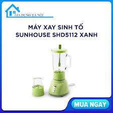 ⭐Máy xay sinh tô Sunhouse SHD5112 xanh: Mua bán trực tuyến Máy xay sinh tố  với giá rẻ