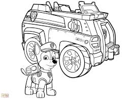 Paw Patrol Coloring Nocl Paw Patrol Coloring Pages Free Coloring