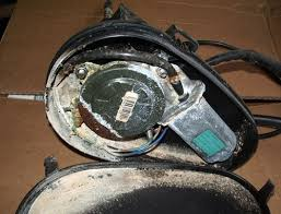 sea doo vts not working fix or replace the vts motor cheap lots of corrosion in a vts housing