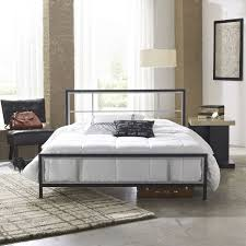 queen size modern platform metal bed frame with headboard footboard from wooden queen size bed frame