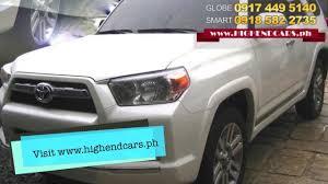 2013 TOYOTA 4RUNNER LIMITED 4X4 PHILIPPINES WWW.HIGHENDCARS.PH ...