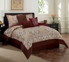 Home Reflections Damask Comforter Set - H209109