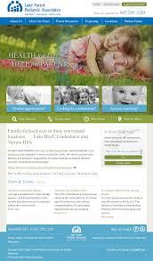 Lake Forest Pediatric Associates Competitors Revenue And