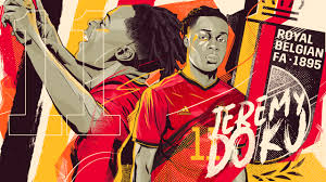NXGN x Euro 2020: Why Doku could be Belgium's game-changer