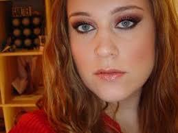 """Résultat de recherche d'images pour """"maquillage rouge yeux verts"""""""