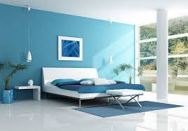 5 wall colours for home with a calming