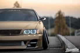 A Street Car Named Desire // Ryo's Toyota Chaser. | SLAMMED ...