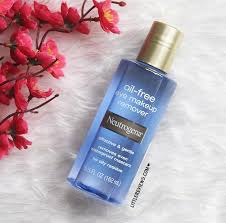 neutrogena oil free eye makeup remover review